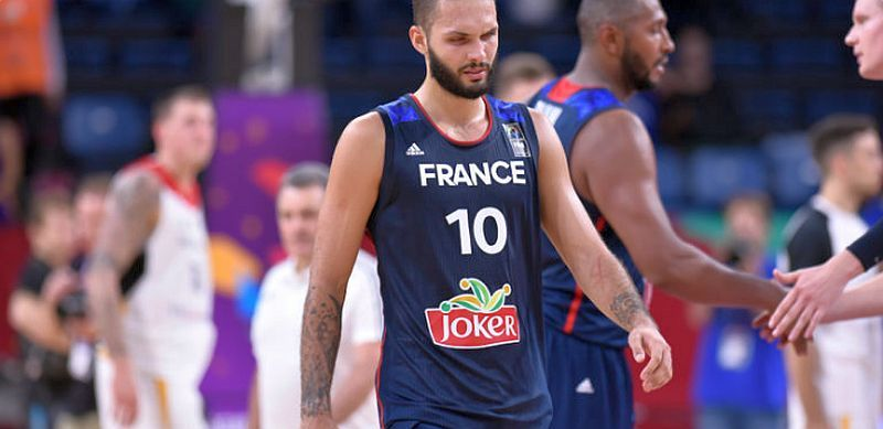 Зірки з НБА допоможуть Франції на чемпіонаті світу