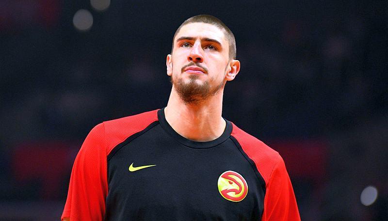 Українець Лень став одним з найкращих у матчі НБА: відео