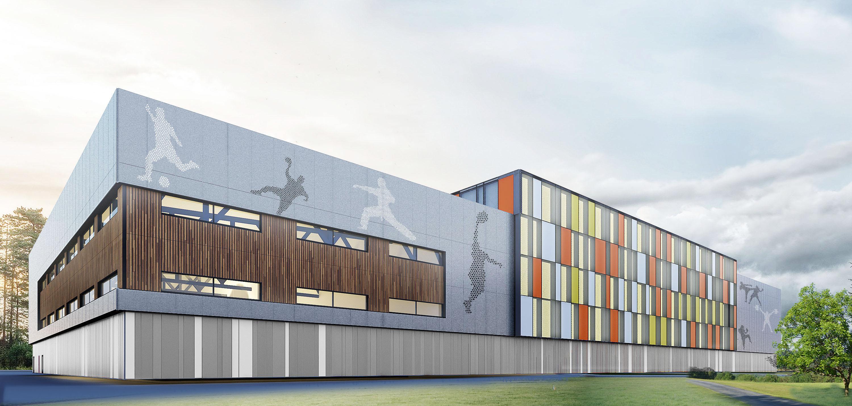ФБУ закликає громади подавати пропозиції для отримання державних коштів на будівництво палаців спорту