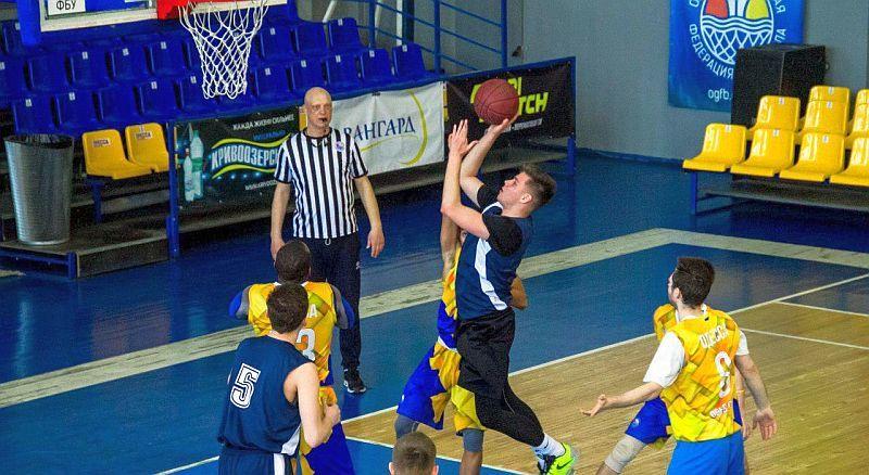 СБЛУ Таскомбанк: завершено змагання в дивізіоні Чорне море