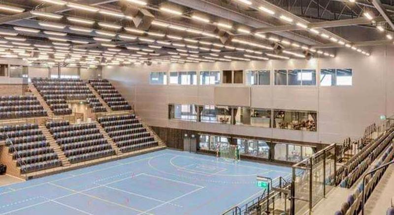 У Тернополі побудують сучасний Палац спорту