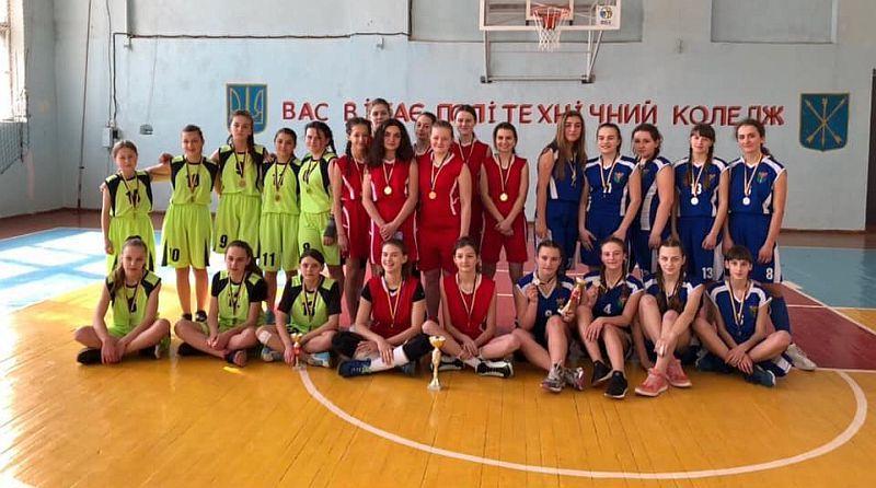 У Хмельницькому фінішував обласний чемпіонат серед дівчат