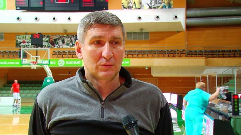 Сергій Пінчук: Хімік-2005 бореться за першу четвірку