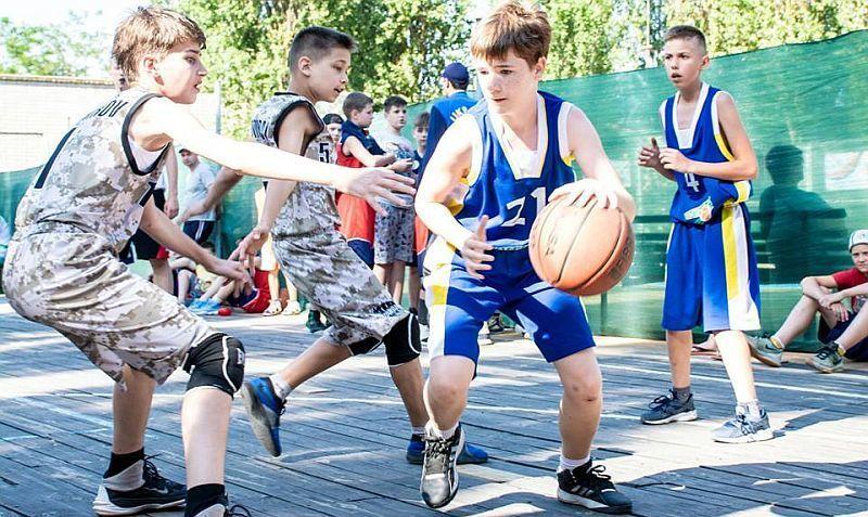 Фестиваль міні-баскетболу: заявки на участь можна подати до 15 квітня