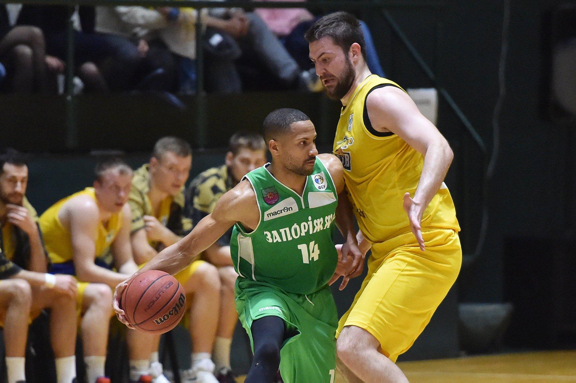 Київ-Баскет проти Запоріжжя: анонс четвертого матчу серії