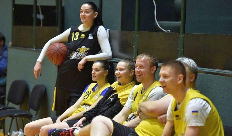 Київ-Баскет долучився до челленджу Фестивалю міні-баскетболу