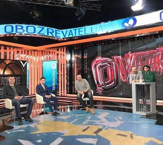 Денис Журавльов, Максим Пустозвонов, Сергій Черкасов у свіжому випуску програми Overtime