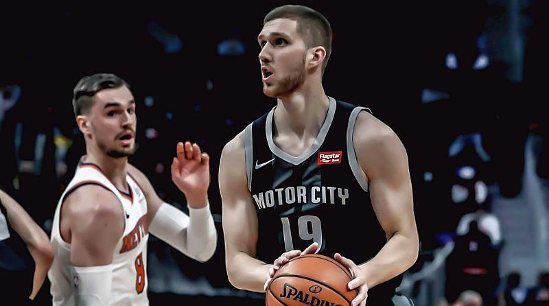 Українець Михайлюк не зіграє в НБА до кінця сезону