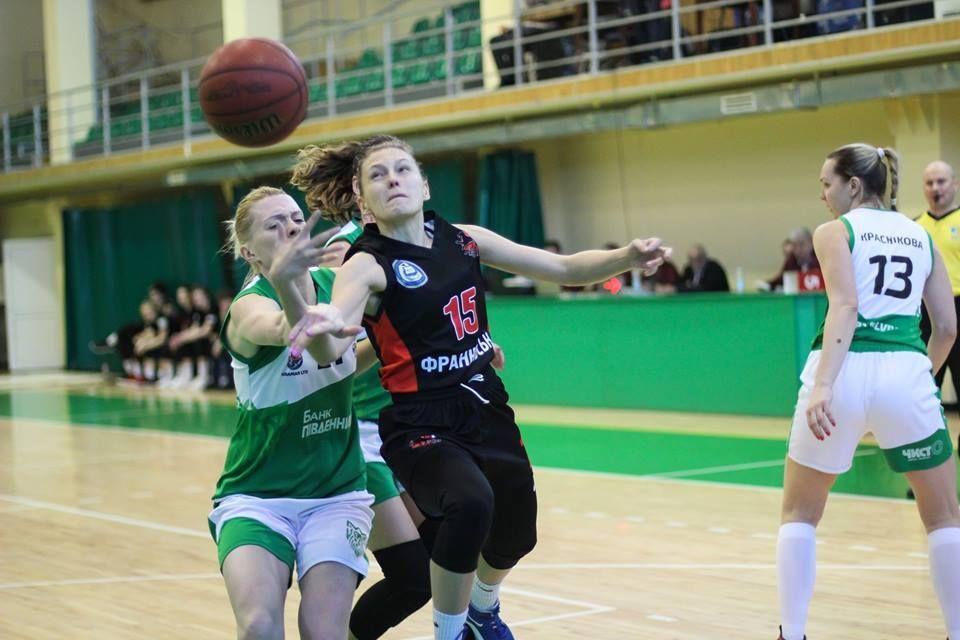 Жіноча Суперліга: Франківськ переміг Вінницьких Блискавок