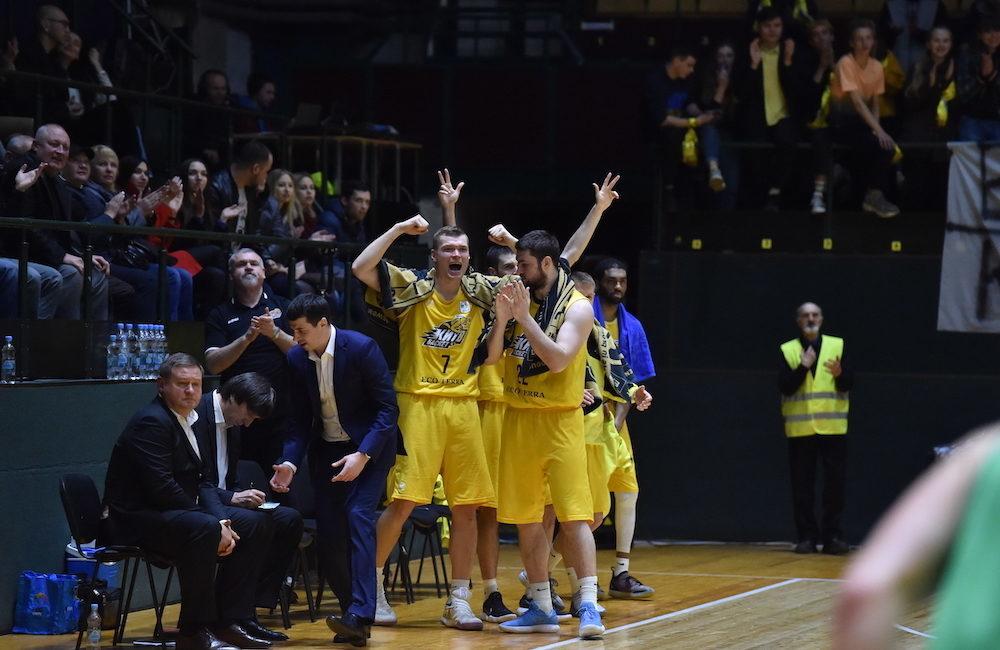 Київ-Баскет у фіналі: телерепортаж