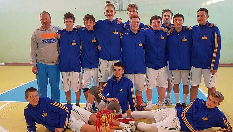Завершено сезон Юнацької баскетбольної ліги на Київщині