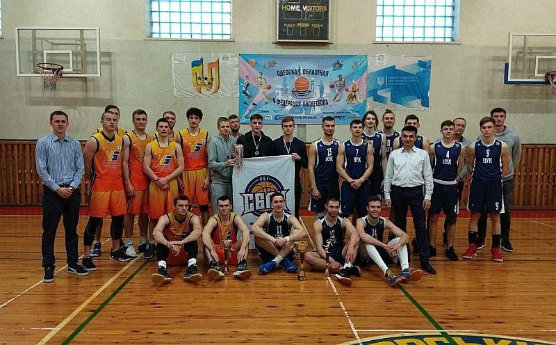 СБЛУ Таскомбанк: фінішували змагання в дивізіоні Південь