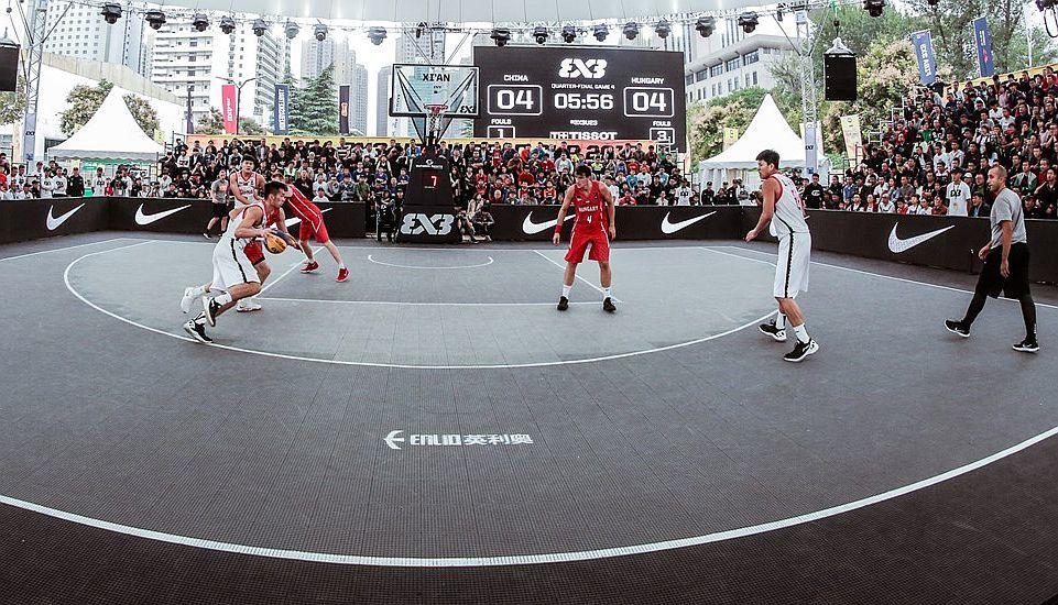 Затверджено формат Олімпійського турніру з баскетболу 3х3