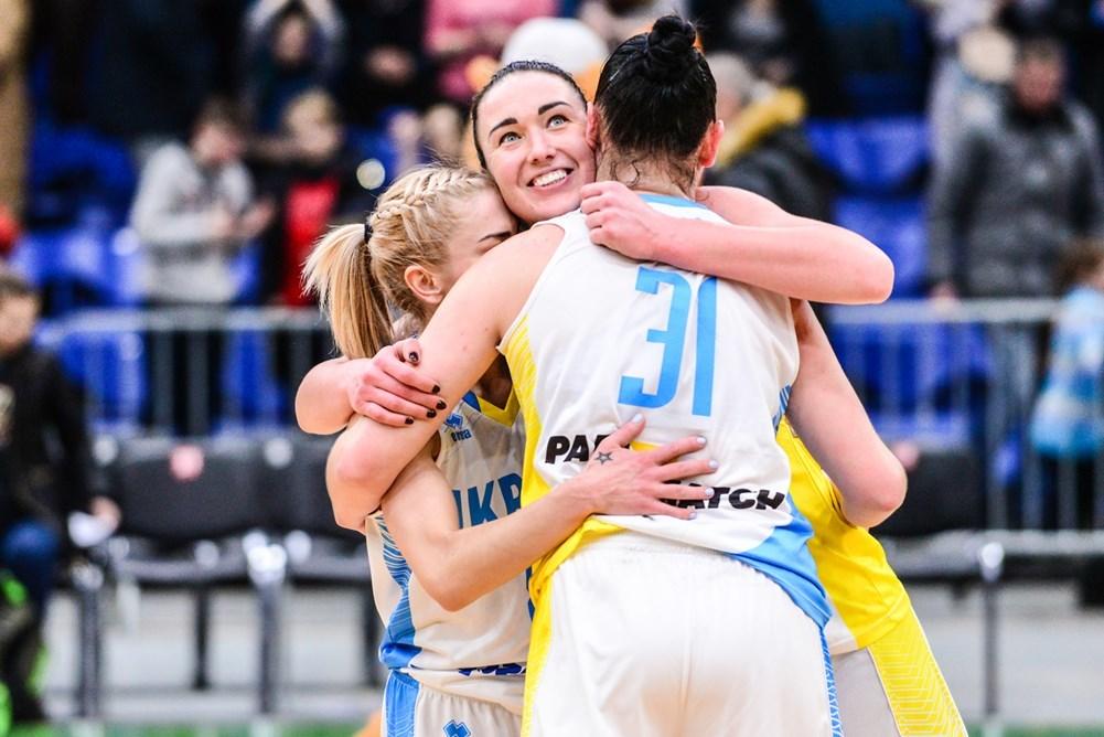 Україна подала заявку на проведення жіночого чемпіонату Європи-2021