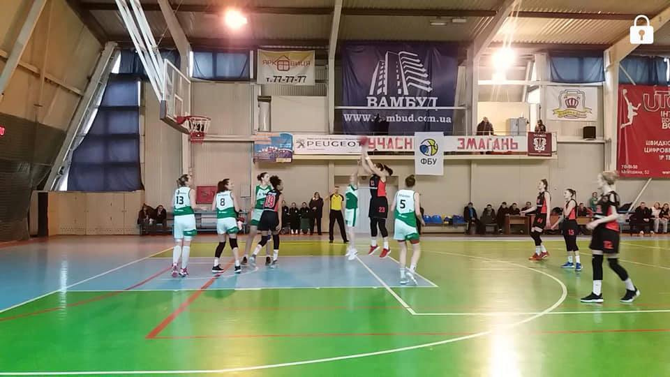 Франківськ - Львів: відео третього матчу серії 1/4 фіналу жіночої Суперліги