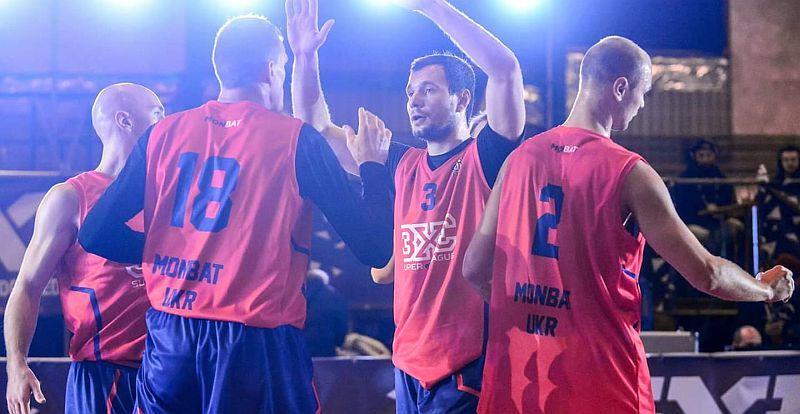 Kyiv-Monbat на 3x3 Parimatch League: онлайн відеотрансляція