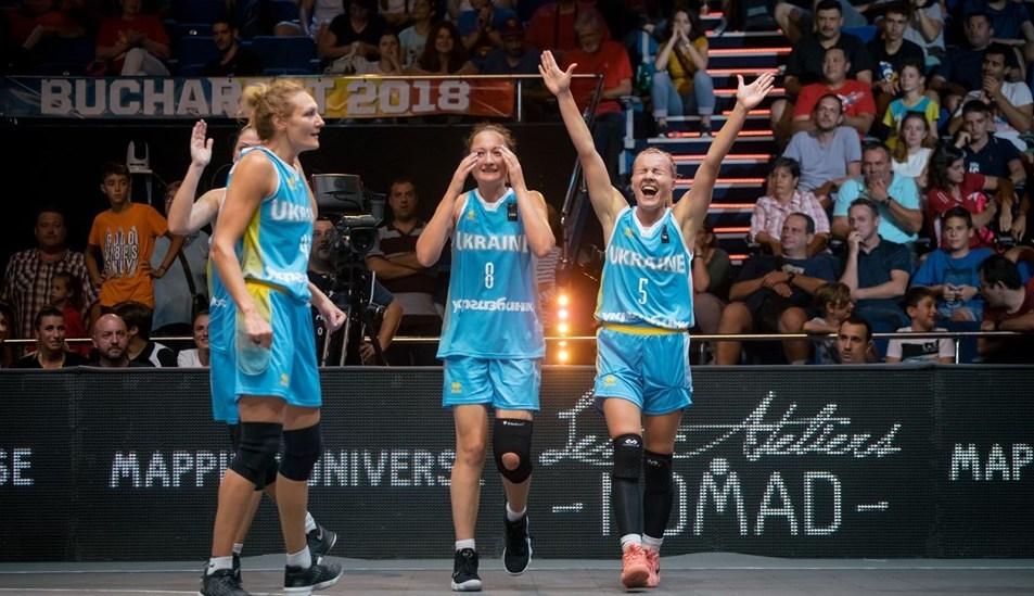 Україна виборола право провести кваліфікацію чемпіонату Європи з баскетболу 3х3!