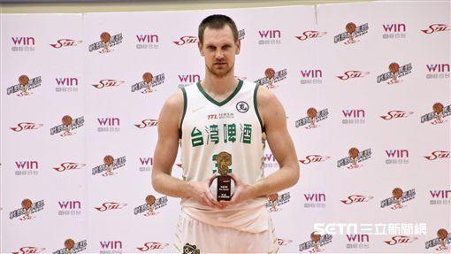 Ігоря Зайцева визнано найкращим іноземним гравцем в чемпіонаті Тайваню