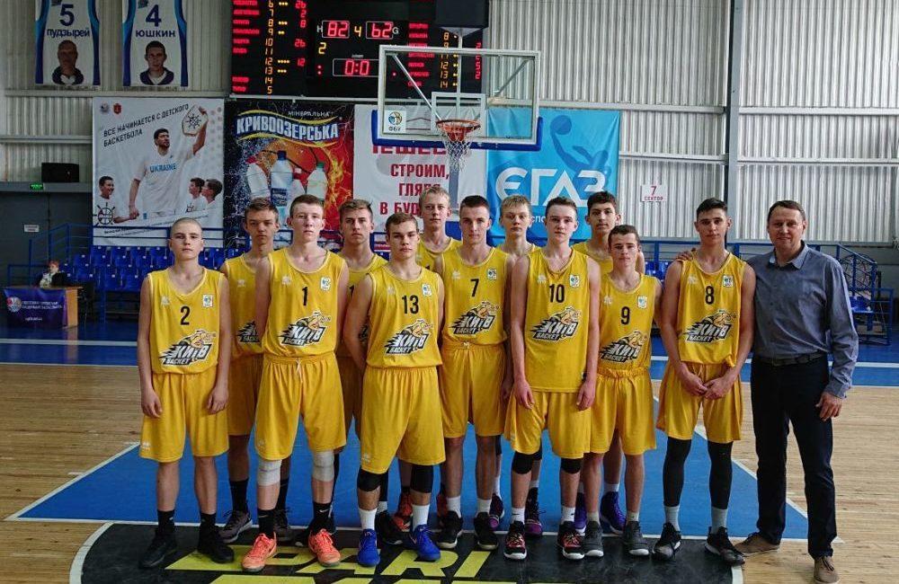ВЮБЛ (2003): КСЛІ-Київ-Баскет - чемпіон!