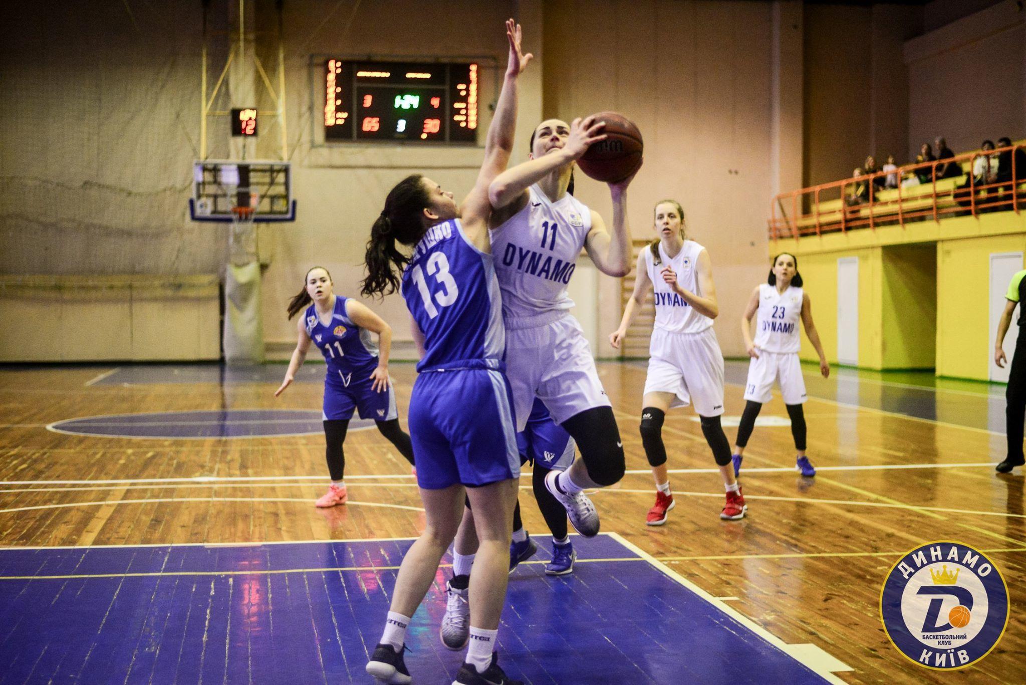 Жіноча Суперліга: Динамо прогнозовано у фіналі