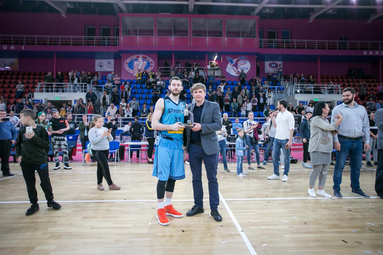 Олександр Мішула та Малік Трент отримали індивідуальні нагороди за підсумками сезону Суперліги Парі-Матч