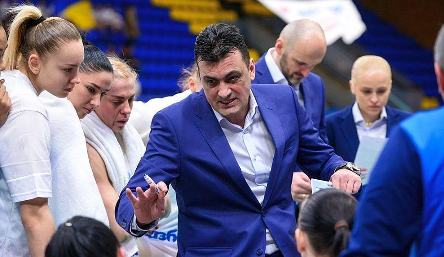 Затверджено план підготовки збірної України до ЄвроБаскету-2019