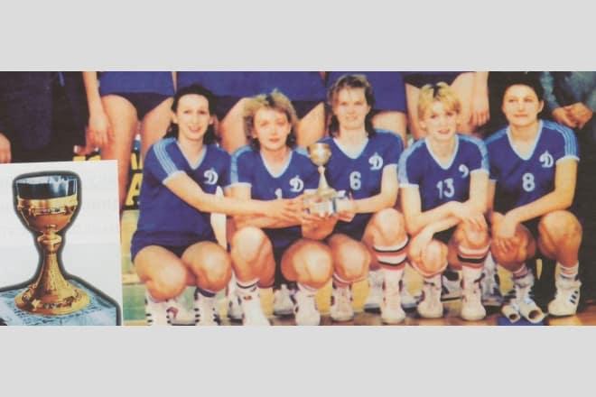 25 років тому київське «Динамо» здобуло Кубок Ронкетті