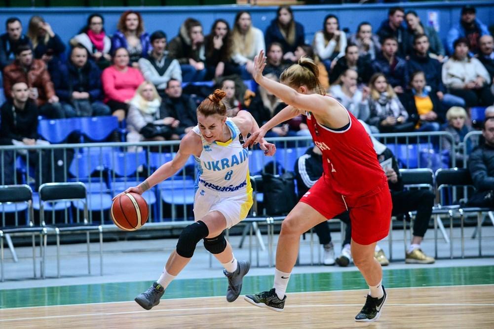 19 гравців потрапили до розширеного складу жіночої збірної України