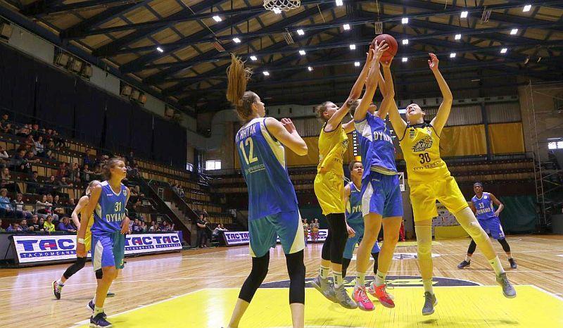 Київ-Баскет продовжив фінальну серію в жіночій Суперлізі