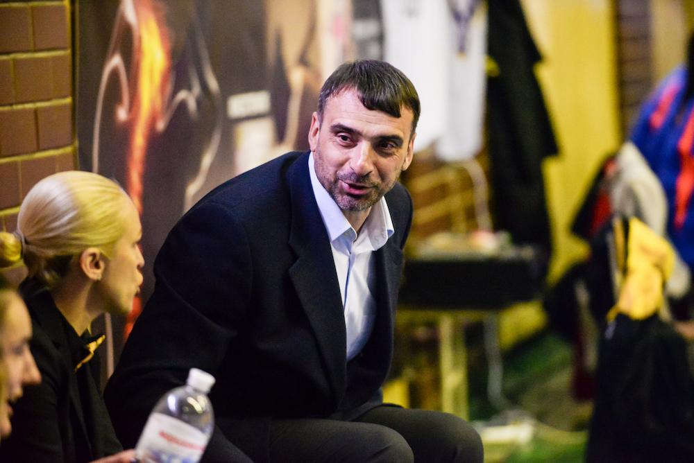 Володимир Холопов: сподіваюся, гравці відчули, що можуть боротися