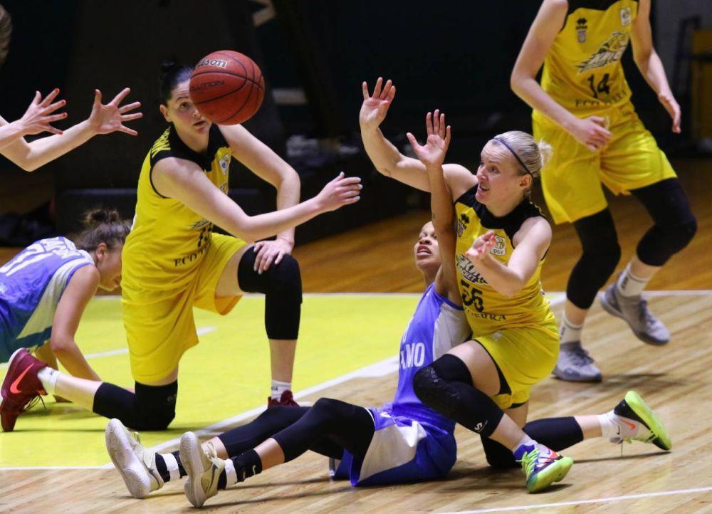 Київ-Баскет - Динамо: анонс четвертого матчу фінальної серії жіночої Суперліги