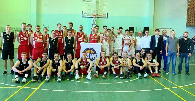 Завершено змагання в дивізіоні Північ СБЛУ Таскомбанк