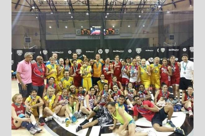 Українська команда перемогла на чемпіонаті світу серед ветеранів за версією ФІМБА