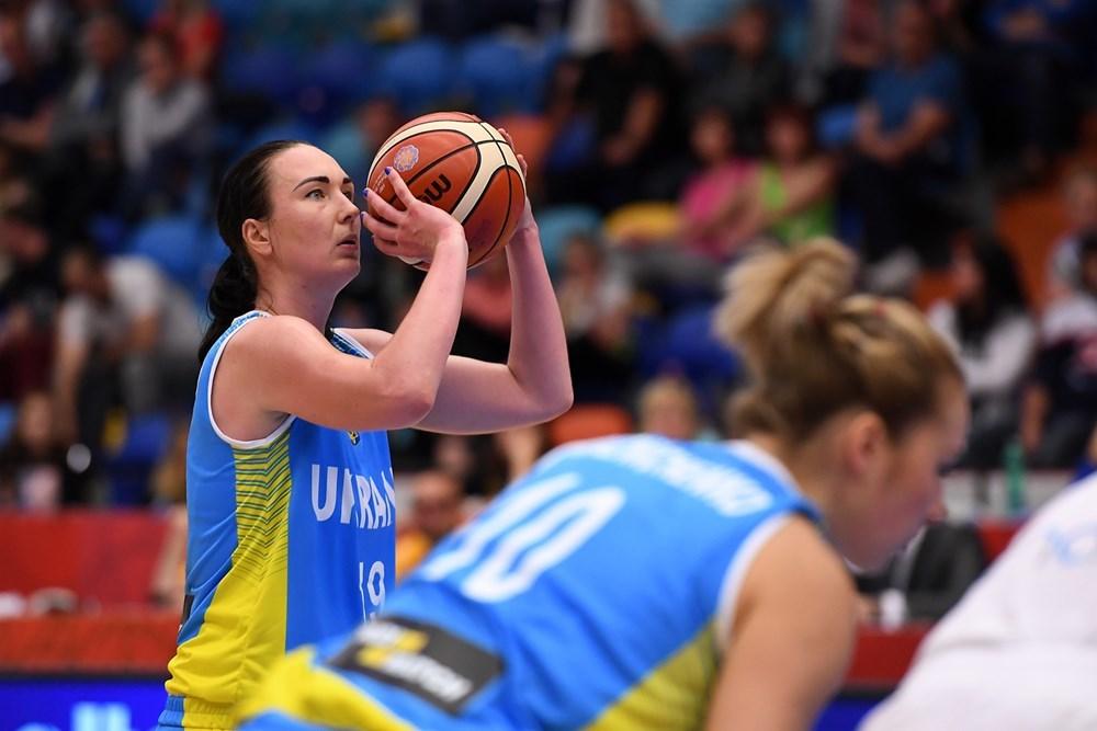 Система змагань та розклад матчів збірної України на жіночому ЄвроБаскеті-2019