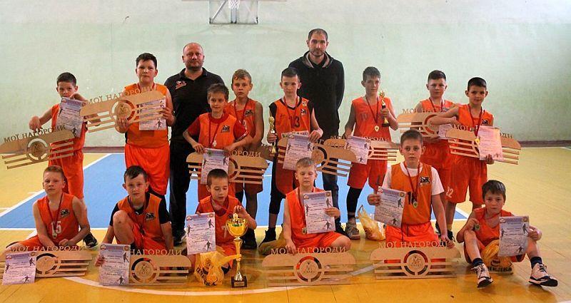 Черкасці стали найсильнішими в Юнацькій лізі Київщини