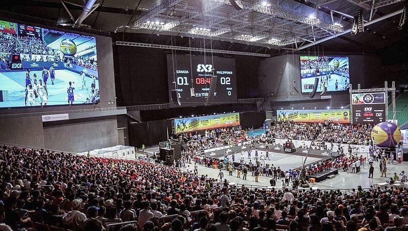 Визначено всіх суперників України на чемпіонаті світу з баскетболу 3х3