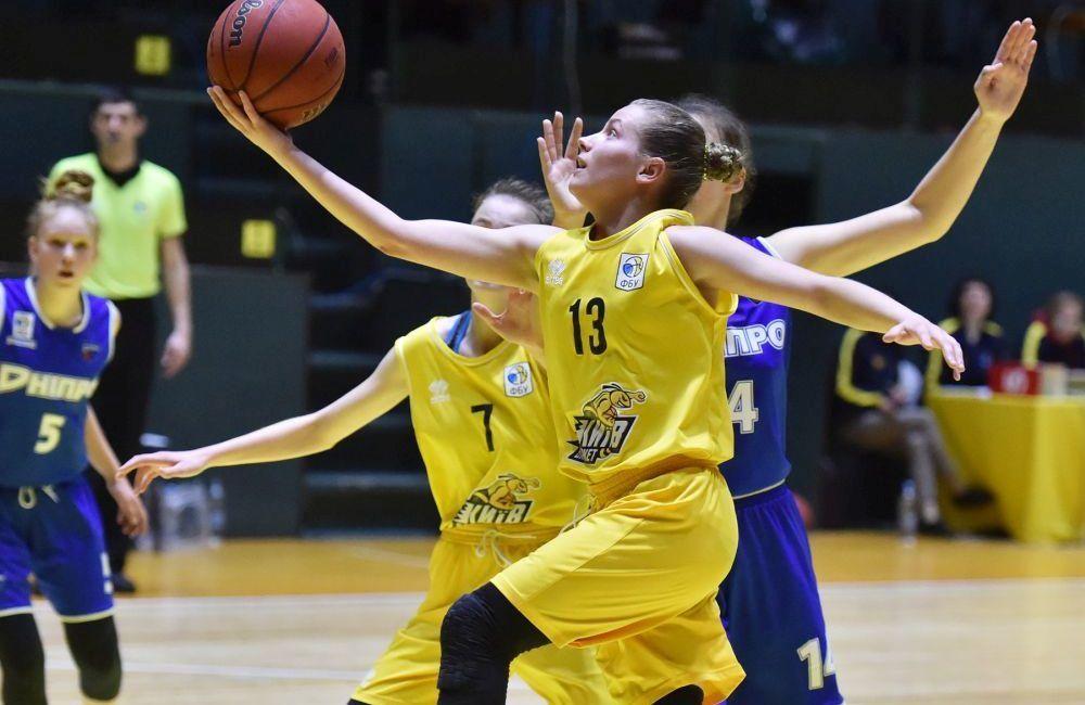 ВЮБЛ (дівчата-2004): титул розіграють КСЛІ-Київ-Баскет і ДЮСШ-Бердянськ