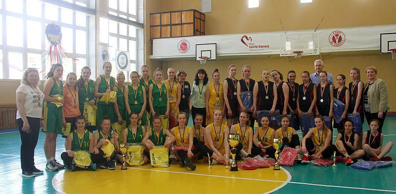 Визначився чемпіон ВЮБЛ серед дівчат 2004 р.н.