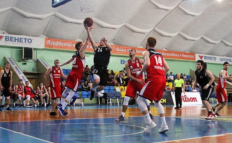 У СБЛУ Таскомбанк зіграно стартові матчі фінального етапу