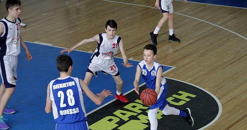ВЮБЛ (юнаки-2005): відео матчів фіналу