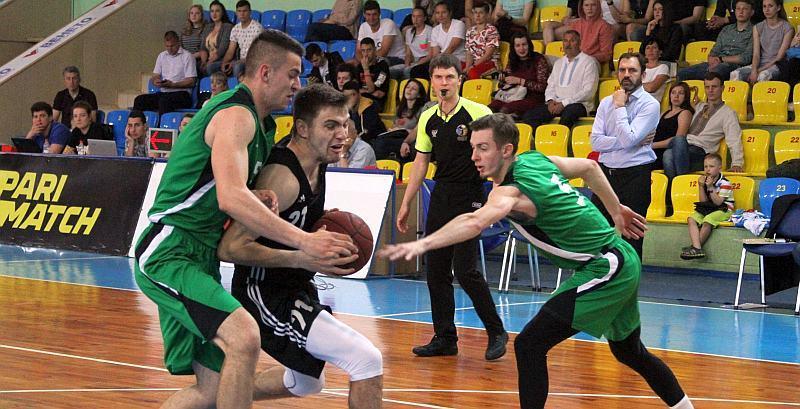 СБЛУ Таскомбанк: відео матчів Фіналу чотирьох 20 травня