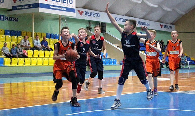 Зіграно стартові матчі ВЮБЛ серед юнаків 2008 р.н.