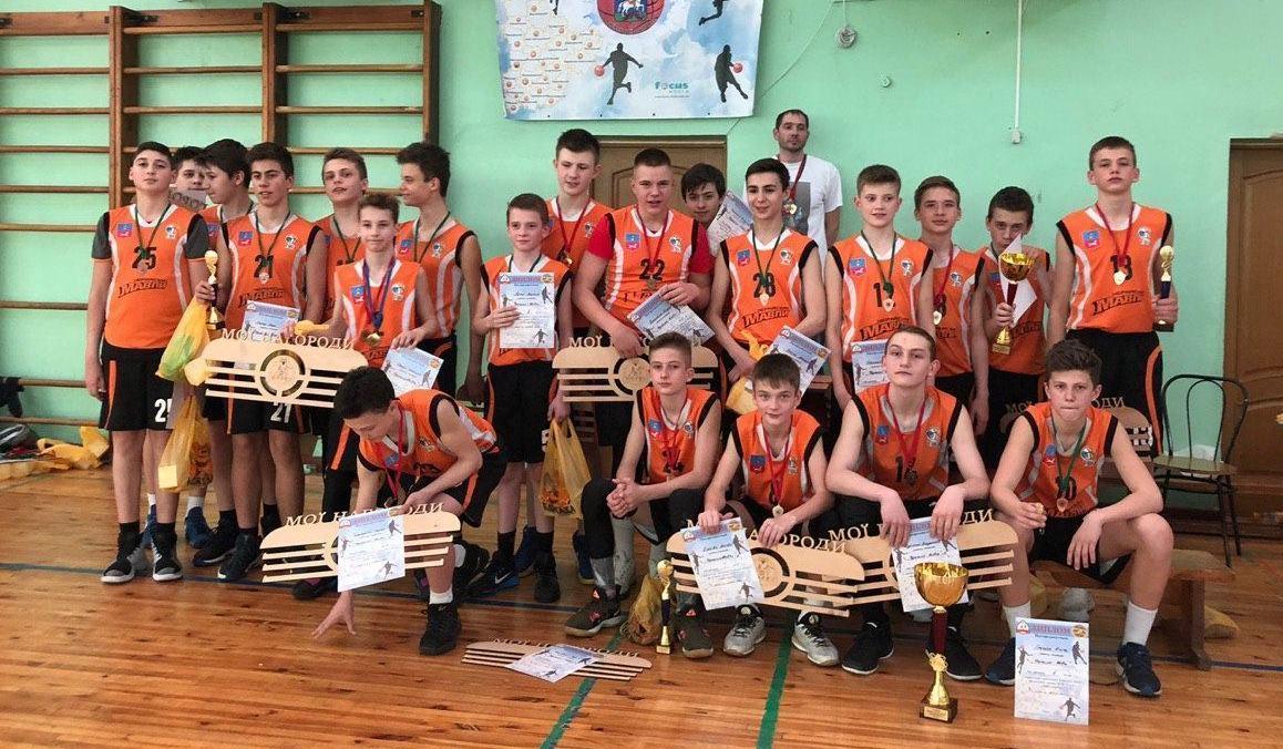 Завершився сезон ЮБЛ Київщини серед юнаків 2005 р.н.