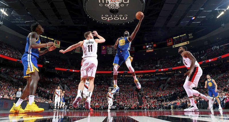 Найкращі моменти Голден Стейт у плей-оф НБА поточного сезону