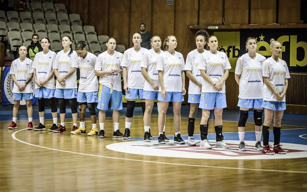 Збірна України – на 5 місці в рейтингу сили FIBA перед чемпіонатом Європи