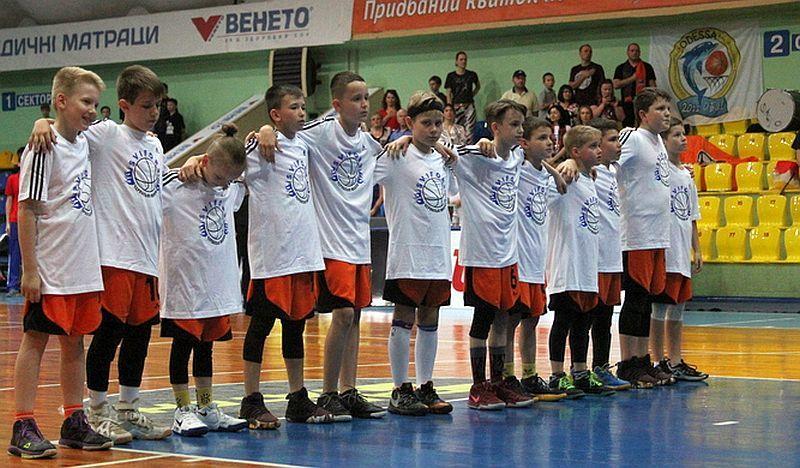 Зіграно матчі другого дня фіналу ВЮБЛ серед юнаків 2008 р.н.
