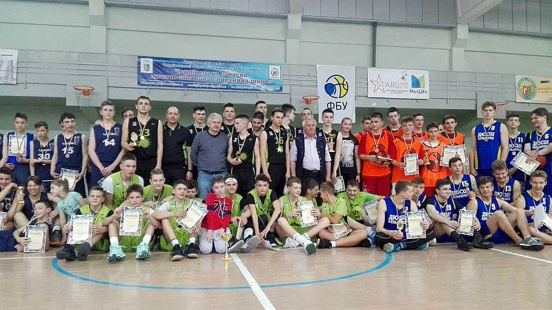 Фінішували змагання Чернівецької обласної юнацької ліги