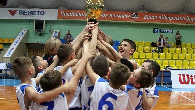 Визначився чемпіон ВЮБЛ серед юнаків 2008 р.н.