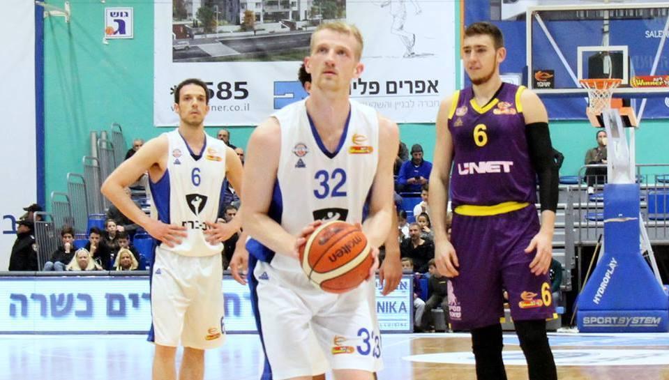 Богдан Близнюк завершив дебютний сезон в професійному баскетболі