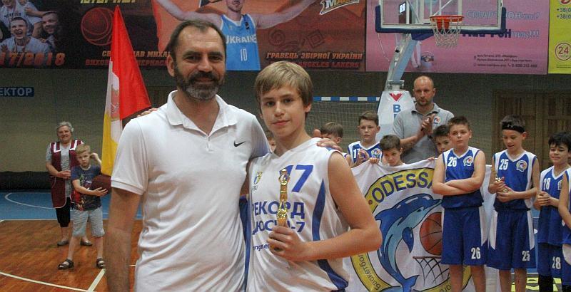 Визначено найкращих гравців ВЮБЛ у юнаків 2008 р.н.